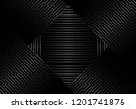 abstract black background with... | Shutterstock .eps vector #1201741876