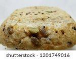 healthy delicious sliced multi... | Shutterstock . vector #1201749016