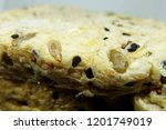 healthy delicious sliced multi... | Shutterstock . vector #1201749019