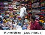 new delhi  india   march 8 ... | Shutterstock . vector #1201790536