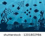 cartoon illustration of... | Shutterstock .eps vector #1201802986