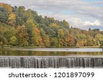 with over 150 waterfalls that... | Shutterstock . vector #1201897099
