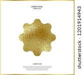 premium quality golden label... | Shutterstock .eps vector #1201914943