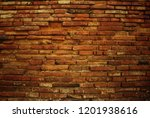 old brick wall texture at wat... | Shutterstock . vector #1201938616