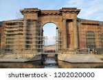 st. petersburg  russia  ... | Shutterstock . vector #1202020000