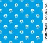 1984 photo camera pattern... | Shutterstock . vector #1202037766