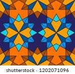 geometric seamless pattern....   Shutterstock .eps vector #1202071096