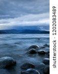 long exposure photography of... | Shutterstock . vector #1202083489