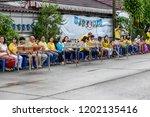 chiang rai thailand   10 13...   Shutterstock . vector #1202135416