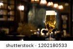 beer  lager in brewery | Shutterstock . vector #1202180533