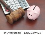 laws for save money concept | Shutterstock . vector #1202239423