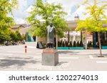 budapest  hungary   june 6 ...   Shutterstock . vector #1202274013