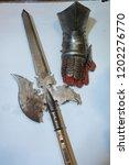 bran  transylvania romania  ... | Shutterstock . vector #1202276770