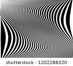 texture with lines of varying... | Shutterstock .eps vector #1202288320