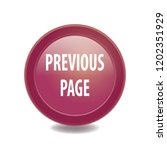 previous page vector button ... | Shutterstock .eps vector #1202351929