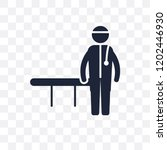 physician assistant transparent ...   Shutterstock .eps vector #1202446930