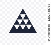 multiple triangles triangle... | Shutterstock .eps vector #1202458789