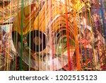 moscow  russia   december 12 ... | Shutterstock . vector #1202515123