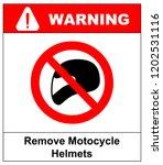 remove motorcycle helmets icon... | Shutterstock . vector #1202531116