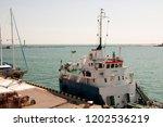 odessa  south of ukraine  the...   Shutterstock . vector #1202536219