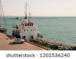 odessa  south of ukraine  the...   Shutterstock . vector #1202536240
