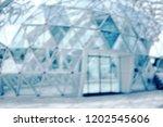 blur building structures...   Shutterstock . vector #1202545606