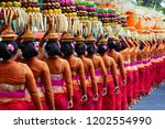 Group Of Beautiful Balinese...