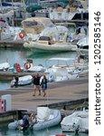 italy  sicily  mediterranean...   Shutterstock . vector #1202585146