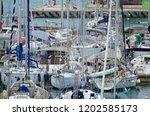 italy  sicily  mediterranean...   Shutterstock . vector #1202585173