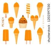 vector illustration for natural ... | Shutterstock .eps vector #1202597530