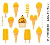 vector illustration for natural ... | Shutterstock .eps vector #1202597533