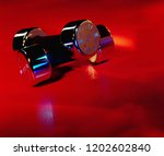 sports tools and equipments | Shutterstock . vector #1202602840