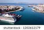peiraias port  attica   greece  ...   Shutterstock . vector #1202612179