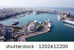 peiraias port  attica   greece  ...   Shutterstock . vector #1202612200