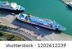 peiraias port  attica   greece  ...   Shutterstock . vector #1202612239
