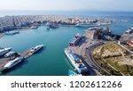 peiraias port  attica   greece  ...   Shutterstock . vector #1202612266