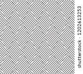 seamless stripe pattern.... | Shutterstock .eps vector #1202613253
