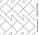 seamless stripe pattern.... | Shutterstock .eps vector #1202613259