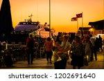 cinarcik  turkey   july 10 ... | Shutterstock . vector #1202691640