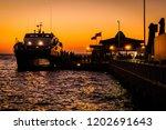 cinarcik  turkey   july 10 ... | Shutterstock . vector #1202691643