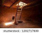 pecos national historical park... | Shutterstock . vector #1202717830