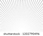 Burst Dots With Semicircle...