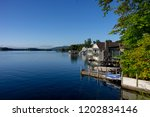 lake george  ny september 14 ...   Shutterstock . vector #1202834146