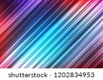 abstract red and blue... | Shutterstock .eps vector #1202834953