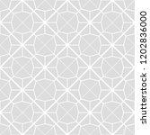 art deco seamless background. | Shutterstock .eps vector #1202836000