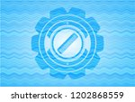 hair comb icon inside water... | Shutterstock .eps vector #1202868559
