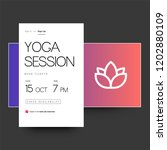 yoga session app ux ui design...