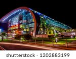sochi  russia   october 06 ... | Shutterstock . vector #1202883199