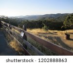 view of the landscape and a... | Shutterstock . vector #1202888863