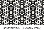 pattern with intersecting... | Shutterstock .eps vector #1202894980